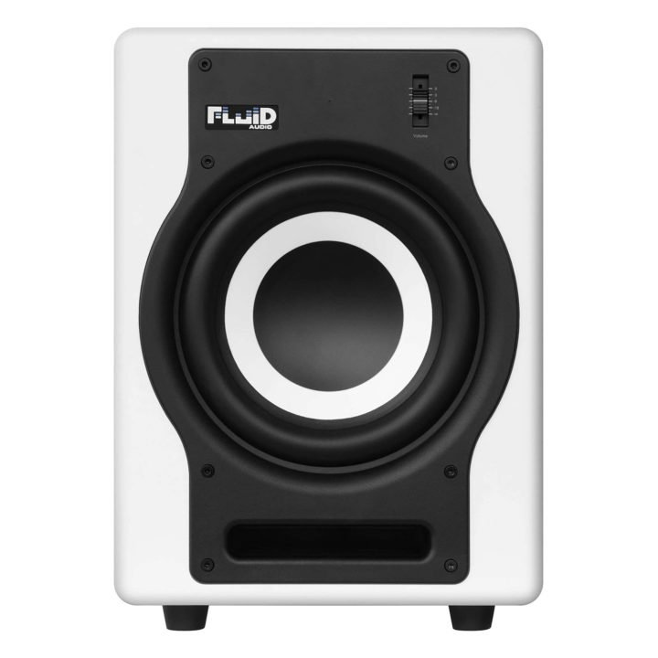 Fluid Audio F8S WH 1