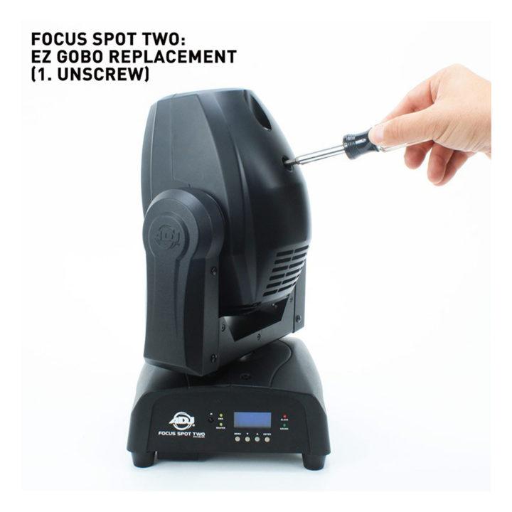 American DJ Focus Spot Two 4