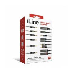 IK Multimedia iLine Mobile Music Cable Kit