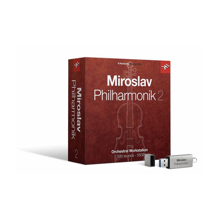 IK Multimedia Miroslav Philharmonik 2 1