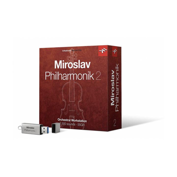 IK Multimedia Miroslav Philharmonik 2 2