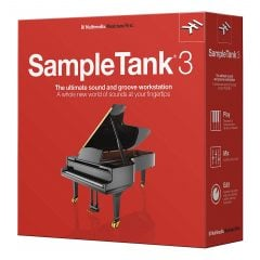 IK Multimedia SampleTank 3 CROSSGRADE -50%!!