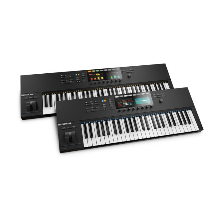 Native Instruments Komplete Kontrol S49 MK2 2