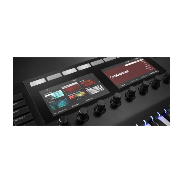 Native Instruments Komplete Kontrol S49 MK2 9