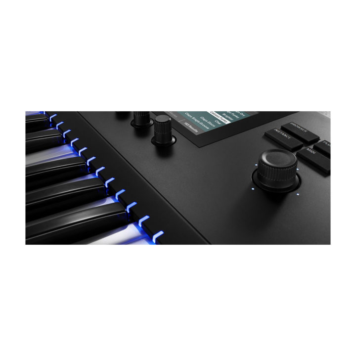 Native Instruments Komplete Kontrol S49 MK2 10