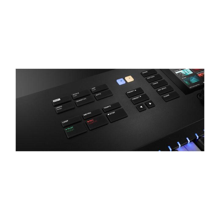 Native Instruments Komplete Kontrol S61 MK2 7