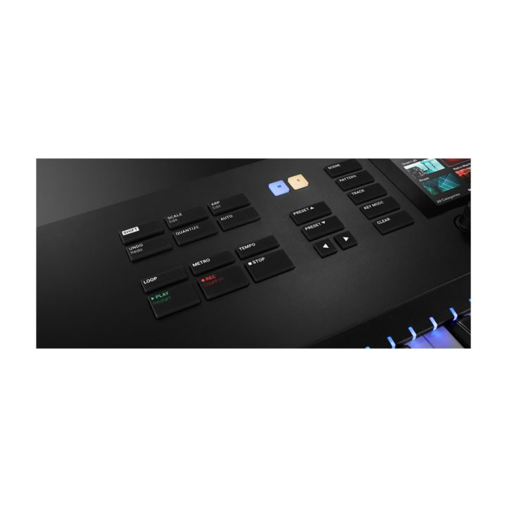 Native Instruments Komplete Kontrol S49 MK2 11