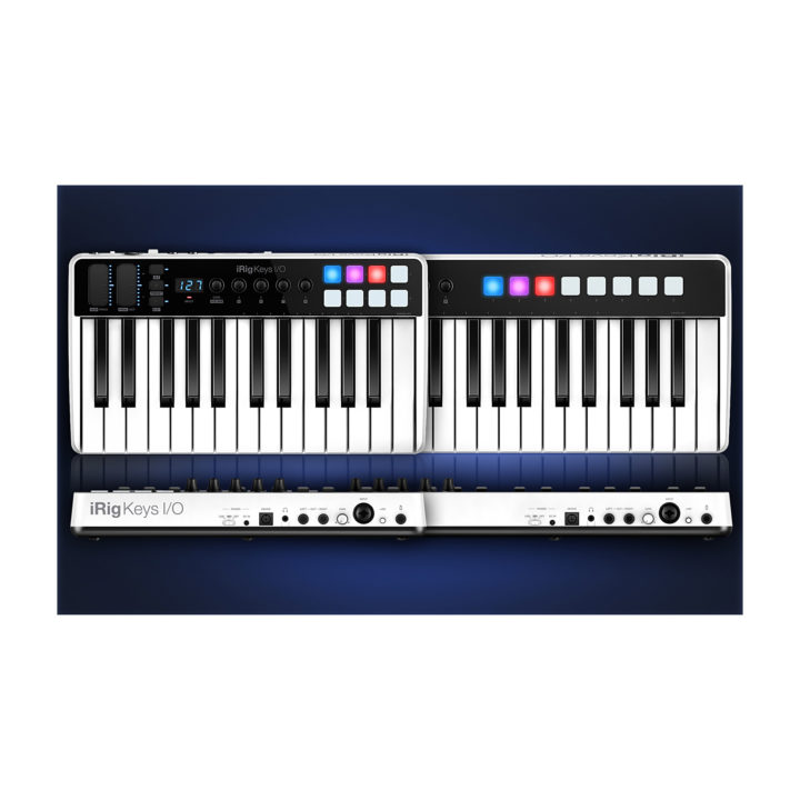 IK Multimedia iRig Keys I/O 49 14