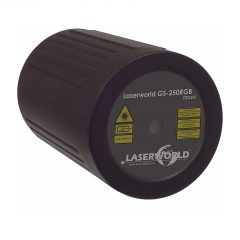 LaserWorld GS-250RGB move
