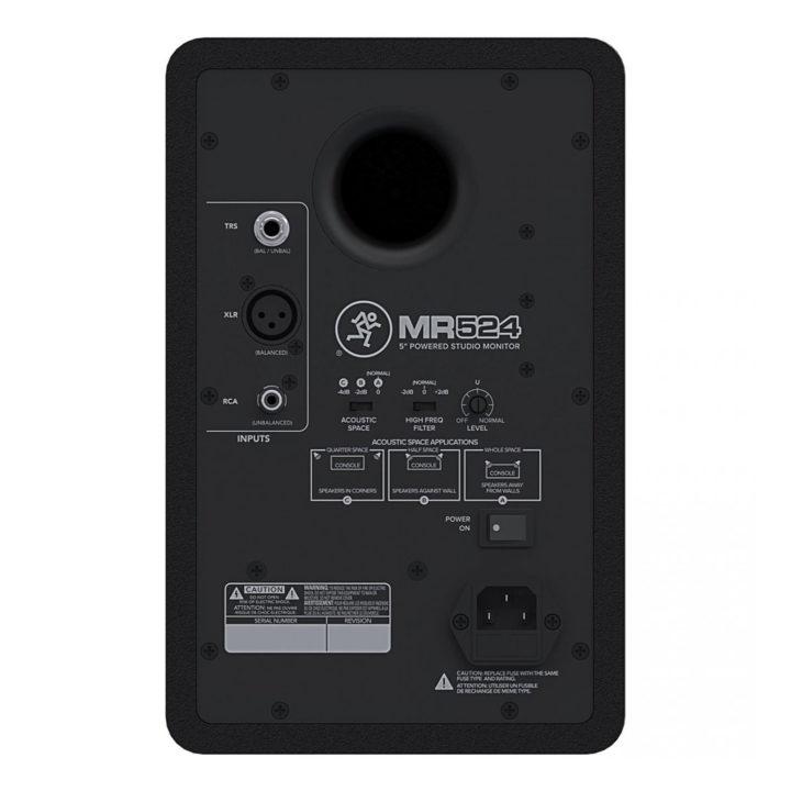 Mackie MR524 2