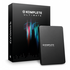 Native Instruments Komplete 11 Ultimate (Upgrade z Komplete 8-11)