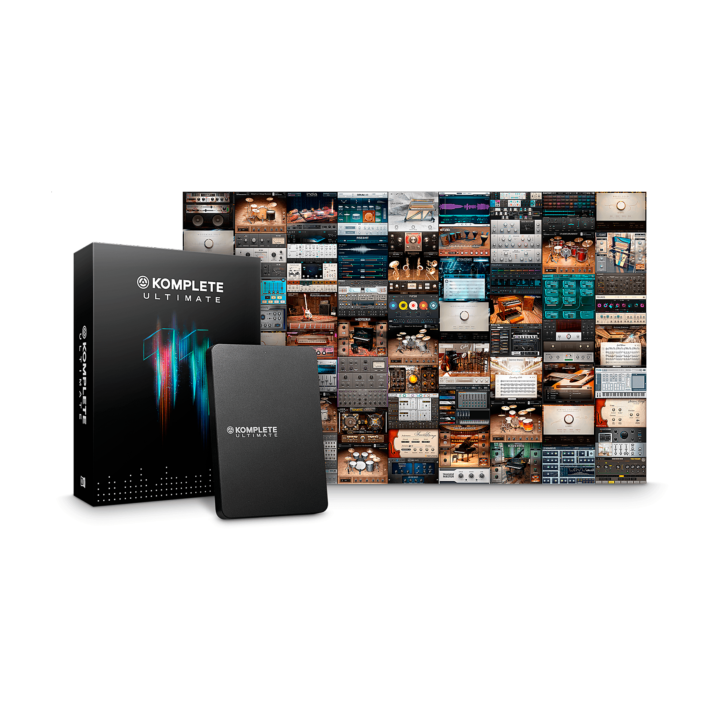 Native Instruments Komplete 11 Ultimate 2