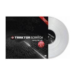 Native Instruments Traktor Scratch Pro Vinyl Clear