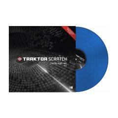 Native Instruments Traktor Scratch Pro Vinyl Blue