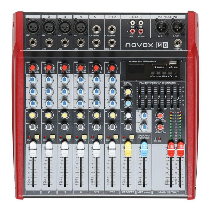 Novox M8 1