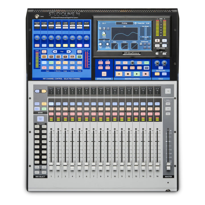 PreSonus StudioLive 16 III 1