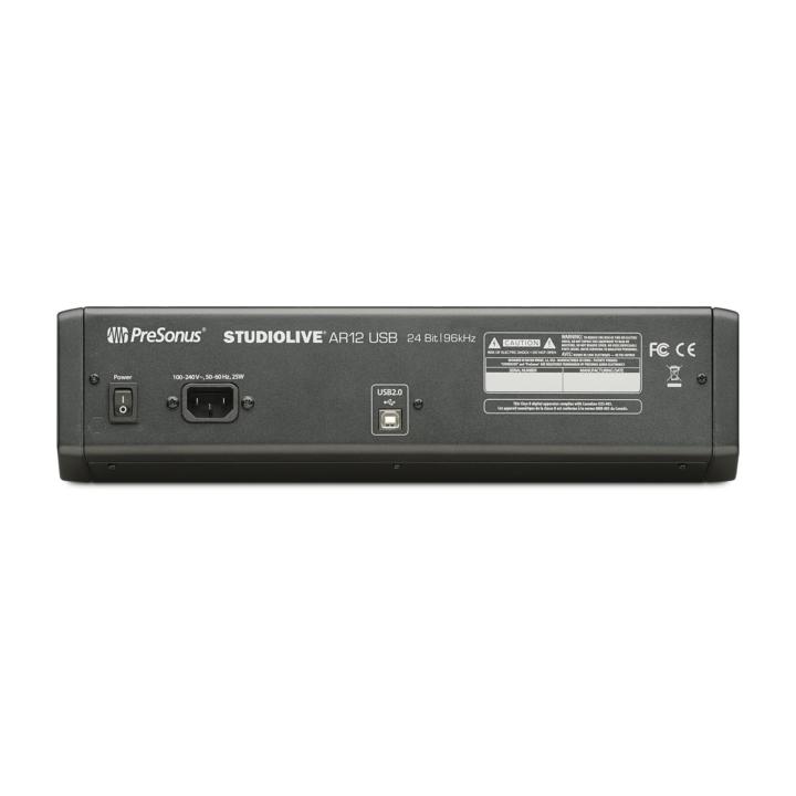PreSonus StudioLive AR12 USB 2