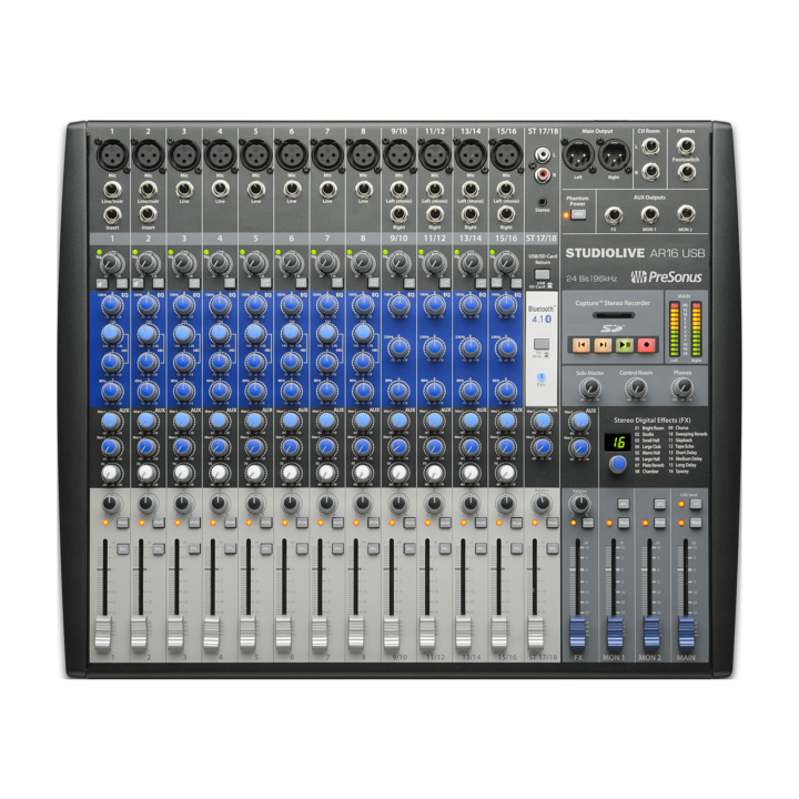 PreSonus StudioLive AR16 USB 1