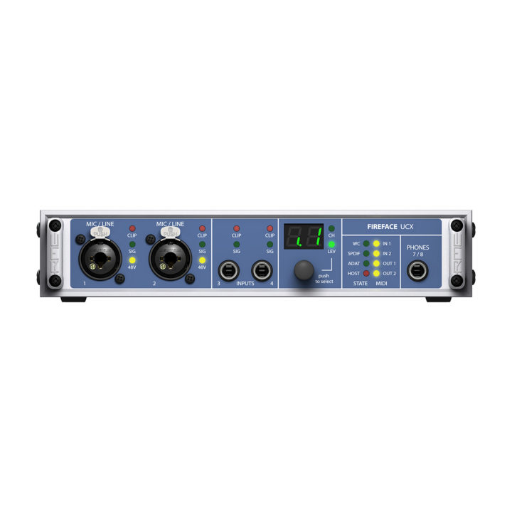 RME Fireface UCX 4