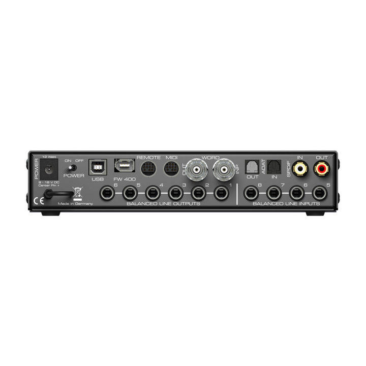 RME Fireface UCX 3
