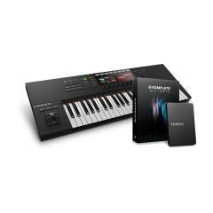 Native Instruments Komplete Kontrol S49 MK2 + Komplete 11 Ultimate UPG