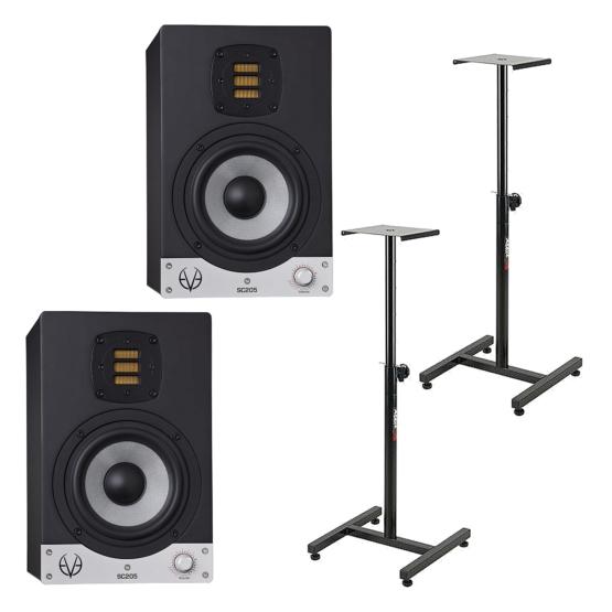 Eve Audio SC205 para + statywy