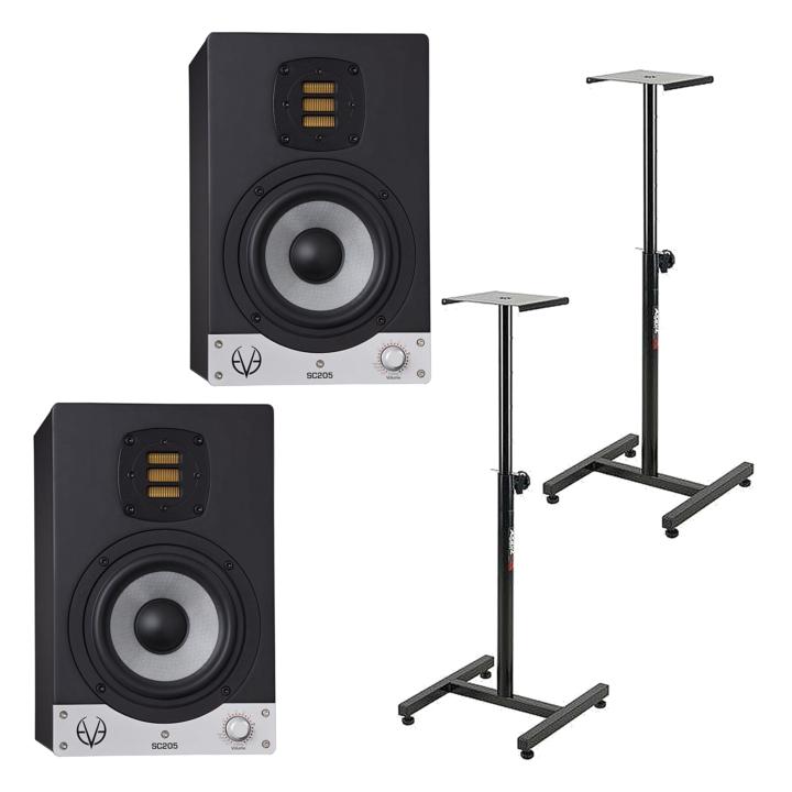 Eve Audio SC205 para + statywy 1