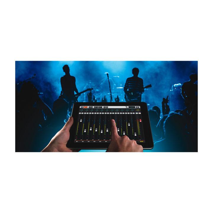 Soundcraft Ui12 9