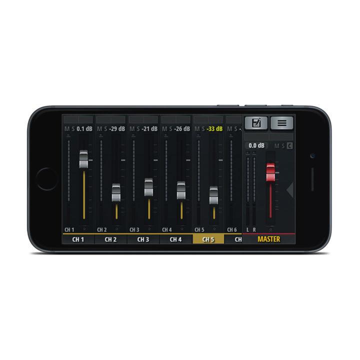 Soundcraft Ui12 8