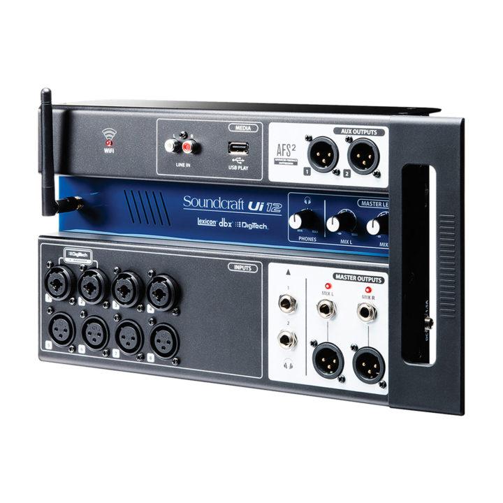 Soundcraft Ui12 1