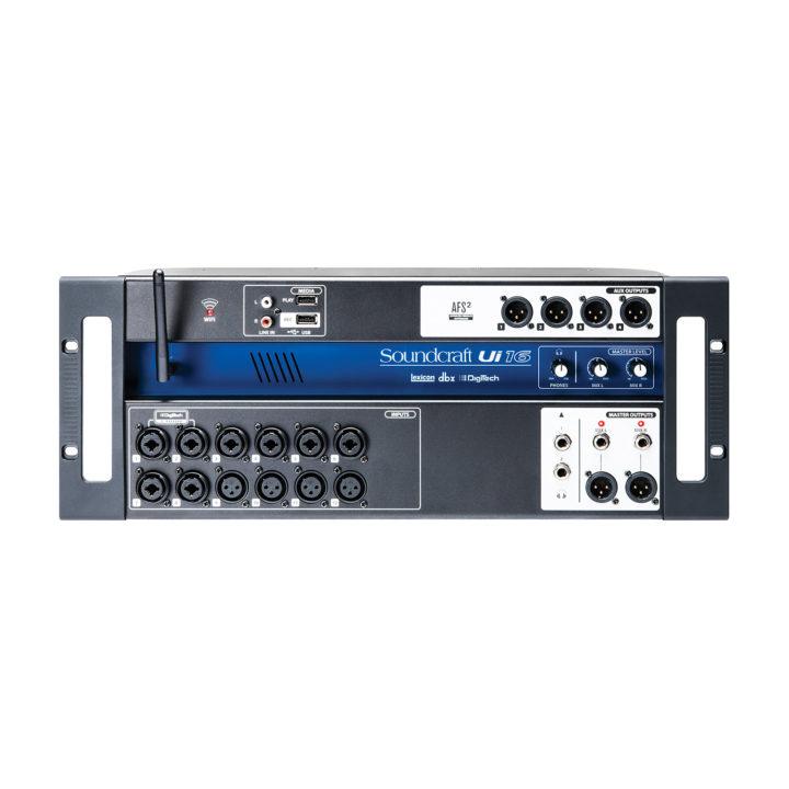 Soundcraft Ui16 1