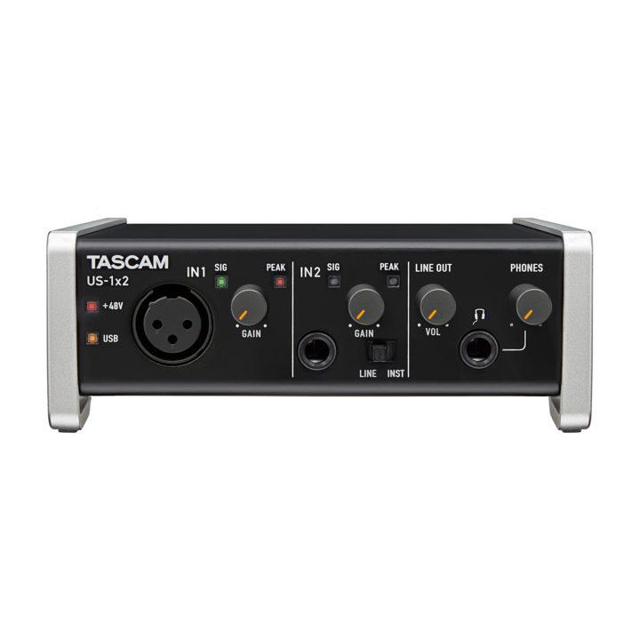 Tascam US-1X2 1