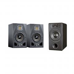 Adam Audio – zestaw 2x A5X + Sub7