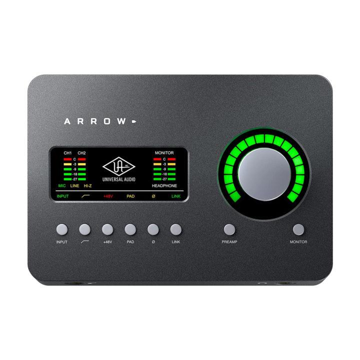 Universal Audio Arrow top