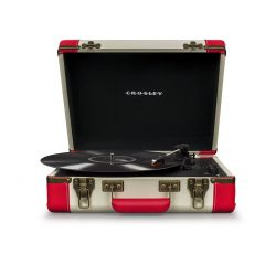 Crosley Executive Red