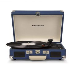 Crosley Cruiser Deluxe Blue