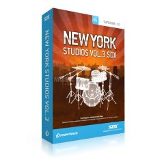 Toontrack New York Studios Vol. 3 SDX