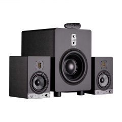 Eve Audio SC207 para + sub TS112