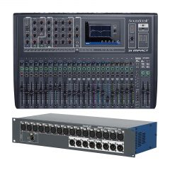 Soundcraft Si Impact + MSB16i