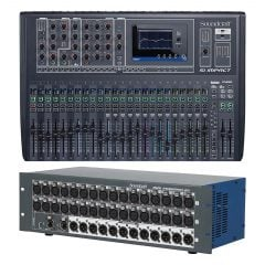 Soundcraft Si Impact + MSB32i