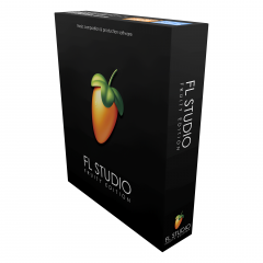 Image-Line FL Studio 20 Fruity Edition BOX