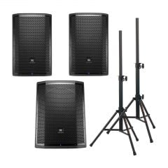 JBL PRX800 DJ SET