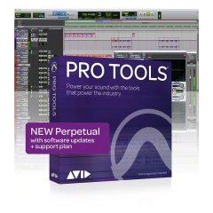 Avid Pro Tools PLN (Stała licencja z rocznym upgrade'm)