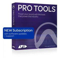 Avid Pro Tools (1-roczna subskrypcja) (INSTU)